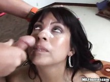 Young Hot Milf Adrianna loves to have sex and shes doing what she loves best in this video!