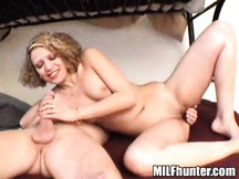 She loves sucking cock. Her Motta, why spit it and waste it when you can swallow and taste it
