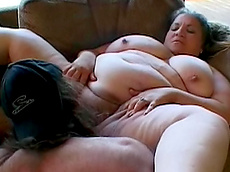 Patty Parker - blowjob, titjob, facial, fat, licking, fuck, HD