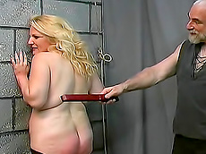 stockings, pain, spanking, fat, punishment